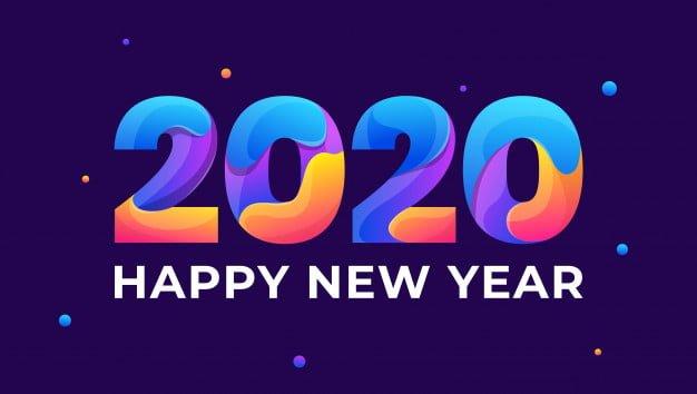 سال نو میلادی 2020